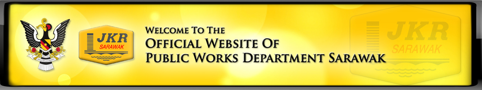 Welcome to Official Website of Public Works Department (PWD), Sarawak State Government